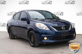 Used 2013 Nissan Versa 1.6 SL AS TRADED SPECIAL   YOU CERTIFY, YOU SAVE for sale in Innisfil, ON