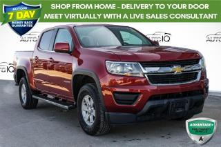Used 2015 Chevrolet Colorado WT LOW MILEAGE CREW CAB for sale in Innisfil, ON