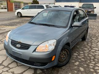 Used 2009 Kia Rio for sale in Brampton, ON
