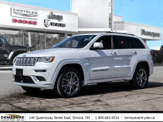 New 2021 Jeep Grand Cherokee SUMMIT | HEMI | LEATHER | ROOF for sale in Simcoe, ON