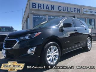 Used 2018 Chevrolet Equinox LT  - Certified - Low Mileage for sale in St Catharines, ON