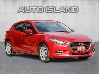 Used 2017 Mazda MAZDA3 SPORT**AUTOMATIC**NAVIAGTION**ONLY 21,000KM'S!! for sale in North York, ON