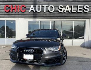 Used 2012 Audi A6 Quattro|3.0T|Prestige|S-Line | No-Accident for sale in Richmond Hill, ON