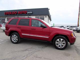 Used 2010 Jeep Grand Cherokee Laredo 4WD Navigation Camera Remote Starter Certified for sale in Milton, ON