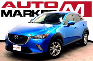 Used 2016 Mazda CX-3 GS LUXE Certified! Leather Heated Seats! We Approve All Credit! for sale in Guelph, ON