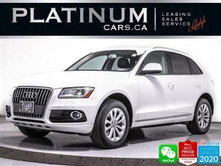 Used 2014 Audi Q5 3.0T quattro Technik, AWD, NAV, HEATED, BLINDSPOT for sale in Toronto, ON