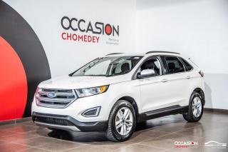 Used 2018 Ford Edge SEL AWD+VOLANT/SIEGES CHAUFFANTS+CAMERA DE RECUL for sale in Laval, QC