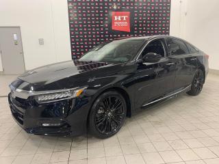 Used 2018 Honda Accord Touring Aero Edition (Black Edition )3500$ for sale in Terrebonne, QC