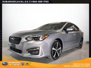 Used 2017 Subaru Impreza 2.0 Sport-tech berline 4 *Cuir,Toit,Nav* for sale in Laval, QC