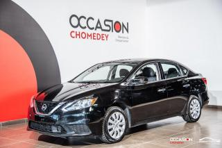 Used 2019 Nissan Sentra SV++SIEGES CHAUFFANTS+CAMERA DE RECUL for sale in Laval, QC