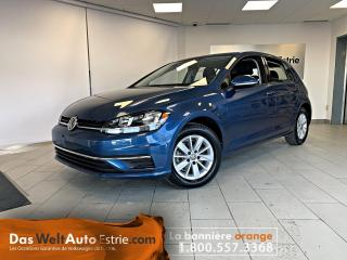 Used 2019 Volkswagen Golf Comfortline, Gr. Électrique, Automatique for sale in Sherbrooke, QC