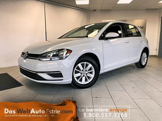 Used 2018 Volkswagen Golf 1.8T , Gr. Électrique, A/C, Manual for sale in Sherbrooke, QC