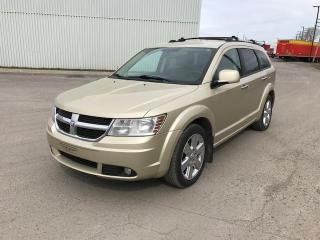 Used 2010 Dodge Journey Traction integrale 4 portes R/T for sale in Québec, QC