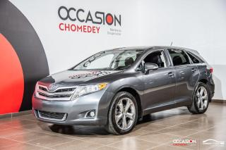 Used 2016 Toyota Venza LE AWD+CAMERA DE RECUL+MAGS for sale in Laval, QC