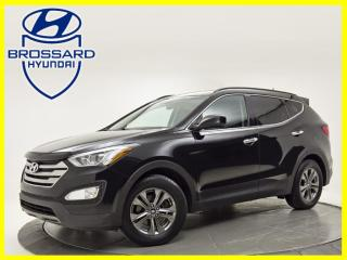 Used 2015 Hyundai Santa Fe Sport AWD PREMIUM SIÈGES CHAUFFANTS BLUETOOTH CRUISE for sale in Brossard, QC