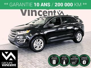 Used 2015 Ford Edge SEL AWD ** GARANTIE 10 ANS ** Beaucoup d'équipements! for sale in Shawinigan, QC