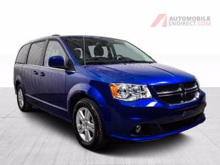 Used 2020 Dodge Grand Caravan CREW PLUS STOW N GO CUIR MAGS TV/DVD NAV for sale in St-Hubert, QC