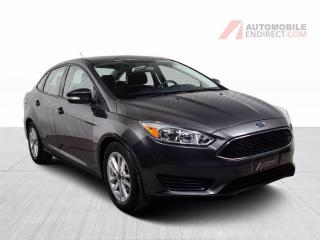 Used 2016 Ford Focus SE MAGS CAMÉRA DE RECUL AIR CLIMATISÉ for sale in St-Hubert, QC