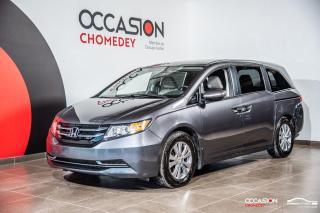 Used 2017 Honda Odyssey EX+CAMERA DE RECUL+SIEGES CHAUFFANTS+PORTE AUTO for sale in Laval, QC