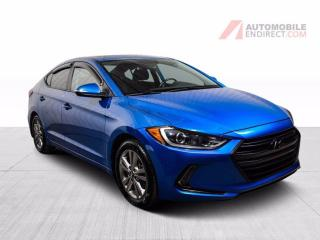Used 2018 Hyundai Elantra SE A/C MAGS TOIT CAMERA DE RECUL for sale in St-Hubert, QC