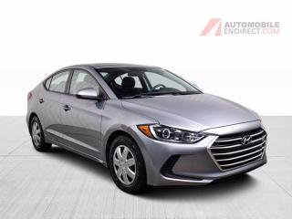 Used 2017 Hyundai Elantra A/C GROUPE ELECTRIQUE for sale in St-Hubert, QC