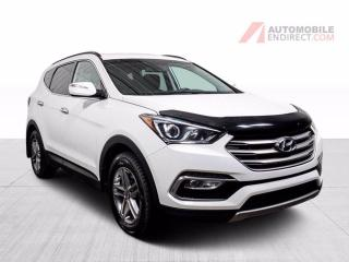 Used 2017 Hyundai Santa Fe Sport SPORT PREMIUM A/C MAGS CAMERA DE RECUL for sale in St-Hubert, QC
