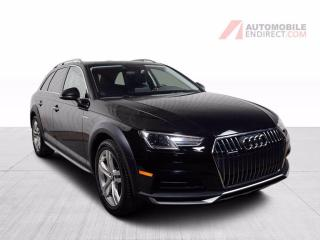 Used 2017 Audi A4 ALLROAD  QUATTRO KOMFORT TOIT PANO CUIR  MAGS for sale in St-Hubert, QC