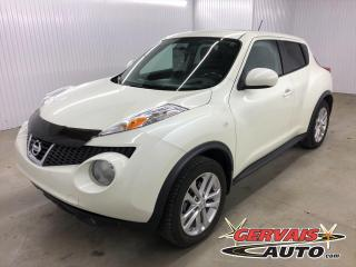 Used 2012 Nissan Juke SL AWD GPS CUIR TOIT SIÈGES CHAUFFANTS *Traction intégrale* for sale in Trois-Rivières, QC