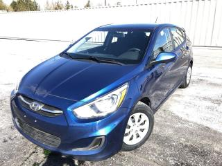 Used 2017 Hyundai Accent GL for sale in Cayuga, ON