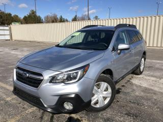 Used 2018 Subaru Outback AWD for sale in Cayuga, ON