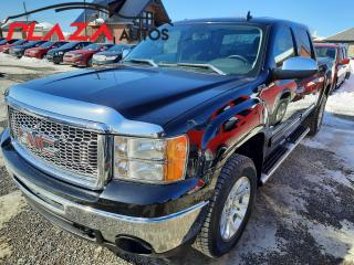 Used 2011 GMC Sierra 1500 4WD Crew Cab 143.5  SLE for sale in Beauport, QC