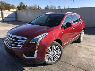 Used 2018 Cadillac XT5 Premium AWD for sale in Cayuga, ON