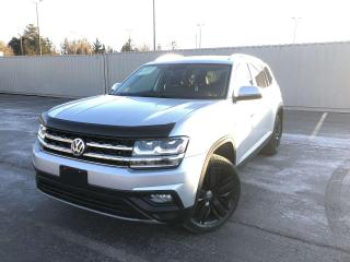 Used 2018 Volkswagen Atlas Comfortline 2WD for sale in Cayuga, ON