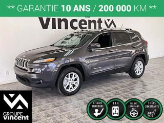 Used 2015 Jeep Cherokee NORTH 4X4 ** GARANTIE 10 ANS ** Légendaire, depuis 1924! for sale in Shawinigan, QC