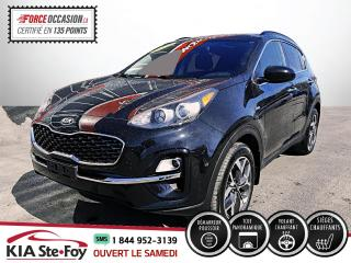 Used 2020 Kia Sportage EX* TOIT PANO* SIEGES CHAUFFANTS* VOLANT for sale in Québec, QC