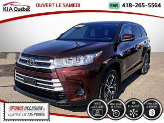 Used 2019 Toyota Highlander LE* V6* AWD* TOYOTA SAFETY SENCE* for sale in Québec, QC