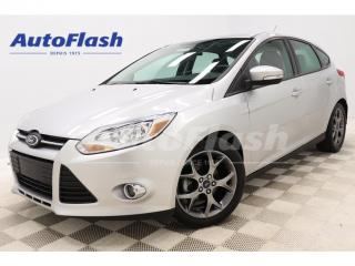 Used 2014 Ford Focus *SE *MAGS *BLUETOOTH *CRUISE *A/C for sale in St-Hubert, QC