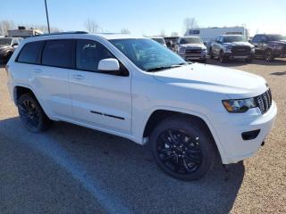 New 2021 Jeep Grand Cherokee Altitude for sale in Medicine Hat, AB