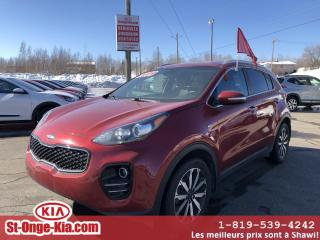 Used 2019 Kia Sportage EX Traction Intégrale for sale in Shawinigan, QC