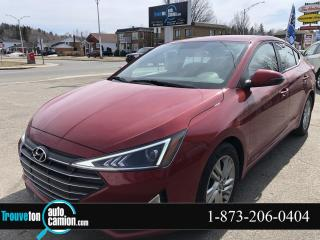 Used 2020 Hyundai Elantra Preferred IVT for sale in Shawinigan, QC