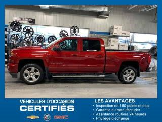 Used 2018 Chevrolet Silverado 1500 for sale in Amos, QC