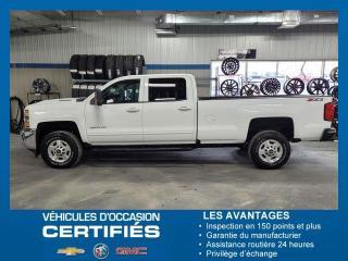Used 2019 Chevrolet Silverado 2500 Lt Duramax Diesel for sale in Amos, QC