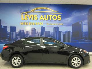 Used 2016 Toyota Corolla AUTOMATIQUE BLUETOOTH AIR-CLIMATISÉ 1063 for sale in Lévis, QC