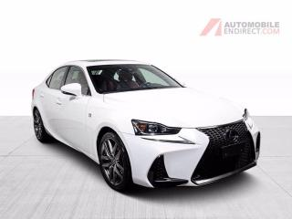 Used 2017 Lexus IS 350 F SPORT AWD CUIR TOIT GPS MAGS for sale in Île-Perrot, QC