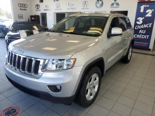 Used 2013 Jeep Grand Cherokee LAREDO / 4RM / CUIR / TOIT / CAMERA / SI for sale in Sherbrooke, QC
