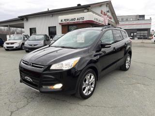 Used 2013 Ford Escape 4 RM 4 portes SEL for sale in Sherbrooke, QC