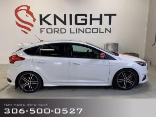 Used 2015 Ford Focus ST, 6 Speed, Great Condition, Accident Free, Super Fun to Drive!!! for sale in Moose Jaw, SK