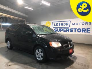 Used 2016 Dodge Grand Caravan SE/SXT Stow N Go  * Uconnect Hands-Free Group *Power second-row windows Power third-row quarter-vented windows Power windows with front one-touch down for sale in Cambridge, ON