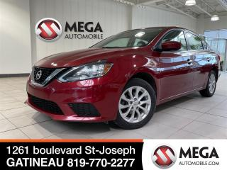Used 2016 Nissan Sentra SV for sale in Gatineau, QC