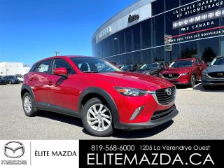 Used 2017 Mazda CX-3 GS Touring AWD for sale in Gatineau, QC